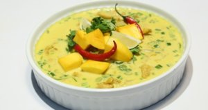 Mango Chicken Recipe | Food Diaries