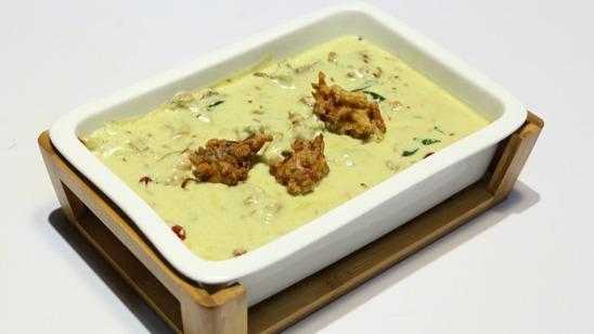 Pakoray Wali Kadhi Recipe | Masala Mornings