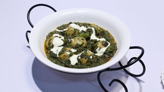 Palak Kofta Curry Recipe   Lazzat