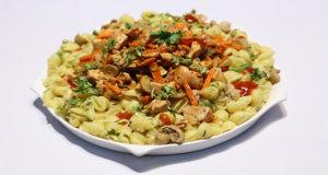 Oriental Chicken Pasta | Quick Recipes