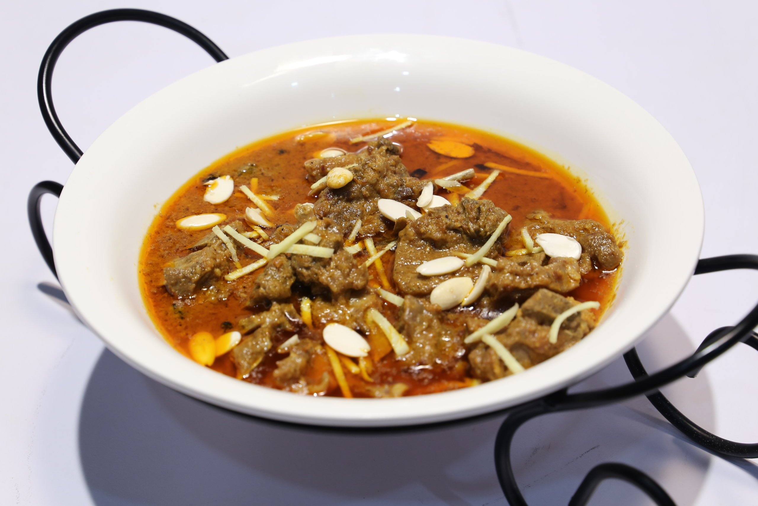 Rampuri Mutton Qorma Recipe | Lazzat