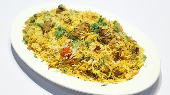 Tarka Kabab Biryani Recipe | Tarkad
