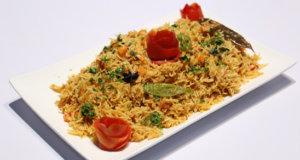 Tomato Pulao Recipe | Dawat