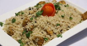 Afghani Pulao Recipe | Tarka