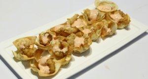 Bang Bang Shrimp Cups Recipe | Dawat
