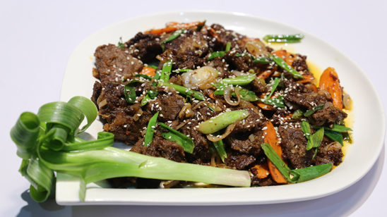 Beef Bulgogi-Grilled Beef Recipe