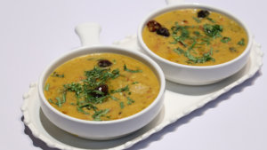 Dal Dhokli Recipe | Dawat