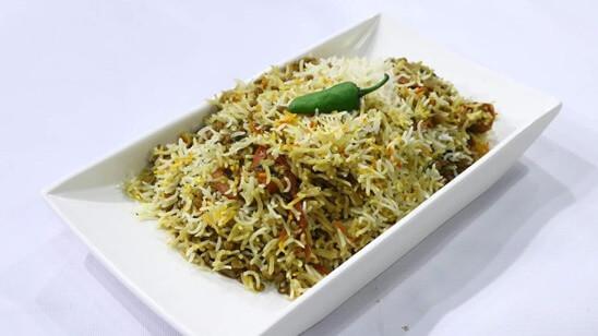 Masoor ki Biryani Recipe | Flame On Hai