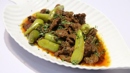 Mirch Pasanday Recipe | Dawat
