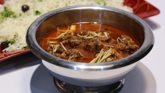 Mutton Qorma Recipe | Dawat