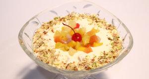 Peach Yogurt Delight Recipe | Lively Weekends