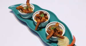 Peri Peri Prawns Recipe | Masala Mornings