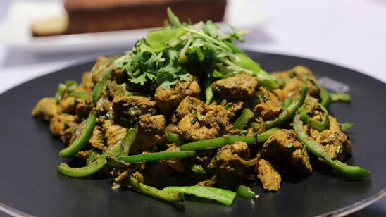 Tawa Murgh Achaari Recipe | Food Dairies