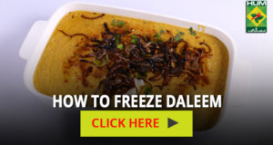 How to freeze Daleem | Totkay