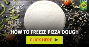 How to freeze Pizza dough | Totkay