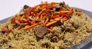 Afghani Pulao | Quick Recipes