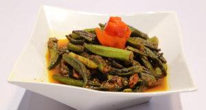 Achaari Bhindi Recipe | Dawat