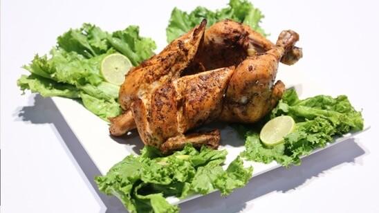Baked Chicken Recipe | Tarka