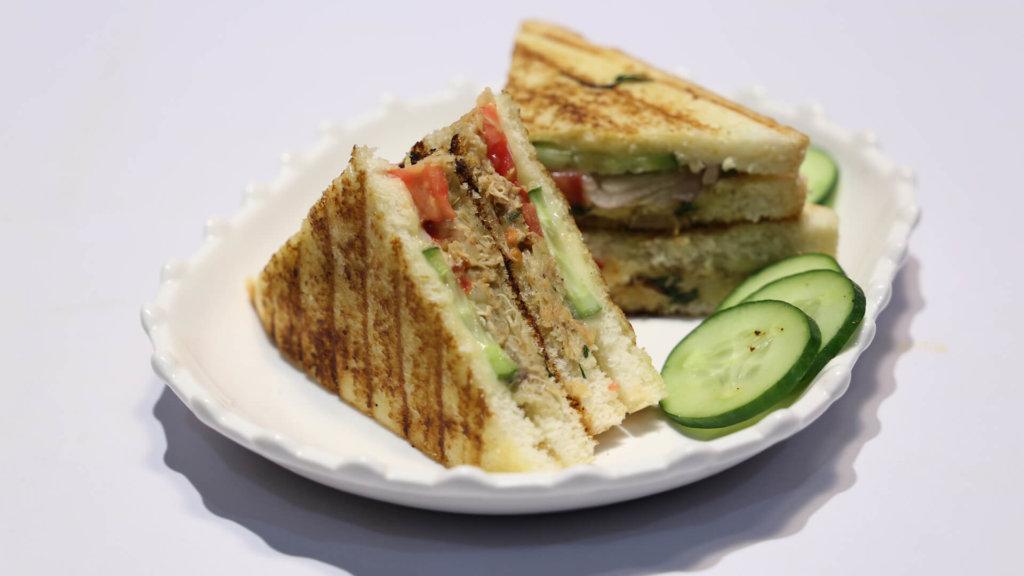 Chicken Potato Sandwiches | Quick Recipes