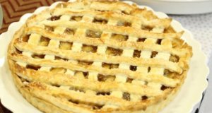 Dutch Apple Pie Recipe | Masala Mornings