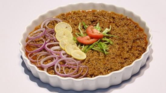 Hyderabadi Qeema Curry Recipe | Lazzat
