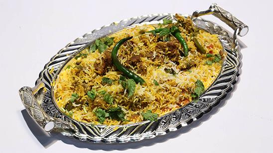 Kachay Gosht ki Biryani   Quick Recipes