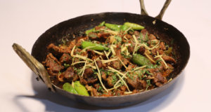 Khara Masala Mutton Karahi Recipe | Lazzat