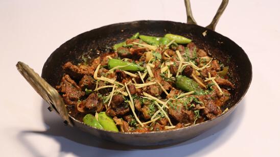 Khara Masala Mutton Karahi Recipe | Lazzat