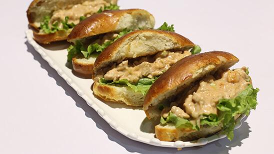 Lemon & Cream Chicken Roll | Quick Recipes