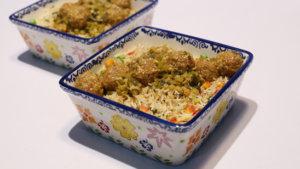 Manchurian Rice Bowl Recipe | Food Diaries