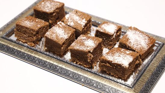 Mango Brownies Recipe | Masala Mornings