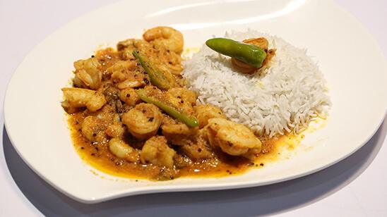 Prawn Masala Curry Recipe   Dawat