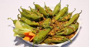 Qeema Bhari Hari Mirch Recipe | Masala Mornings