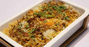 Qabuli Biryani Recipe | Lazzat