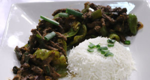 Stir-fry Beef in Chilli Garlic Sauce Recipe | Lively Weekends