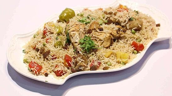 Classic Vegetable Pulao | Quick Recipes