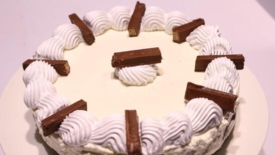 Wafer Cheesecake Recipe | Masala Mornings