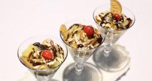 Cold Chocolate Pie Recipe | Tarka