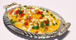 Khoya Zarda Recipe | Lazzat