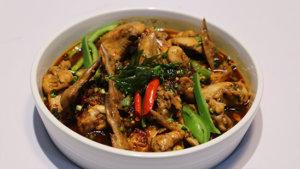 Korean Chicken Wings Recipe | Food Dairies