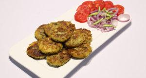 Sindhi Aloo Tikki Recipe | Dawat