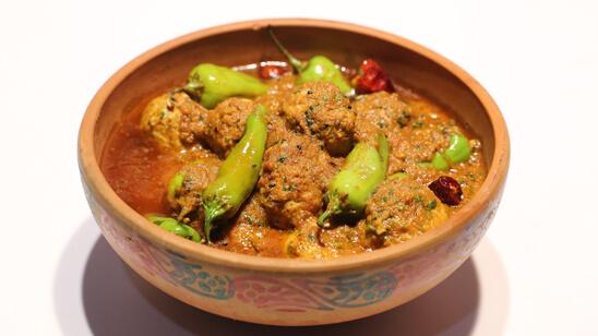 Achari Kofta Karahi Recipe   Lazzat