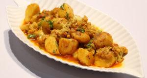 Aalu Gobhi Recipe | Dawat
