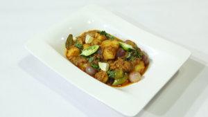 Aalu Pyaz Ki Sabzi Recipe | Dawat