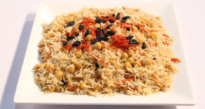 Afghani Channa Pulao | Quick Recipes