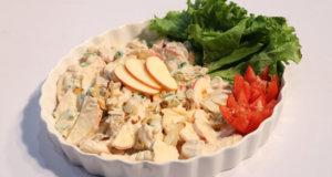 Chicken Apple Salad | Quick Recipes