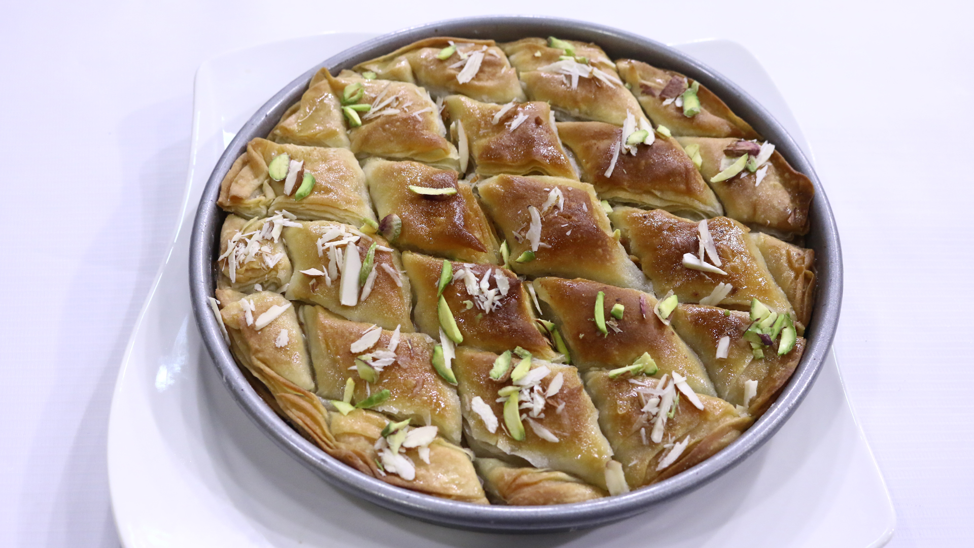 Baklava Recipe Masala Tv