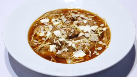 Badami Chicken Pasanday Recipe   Lazzat