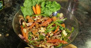 Chicken Fajita Salad | Quick Recipes