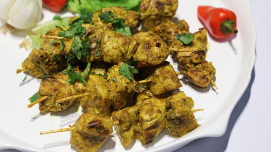 Chicken Behari Tikka Recipe   Tarka